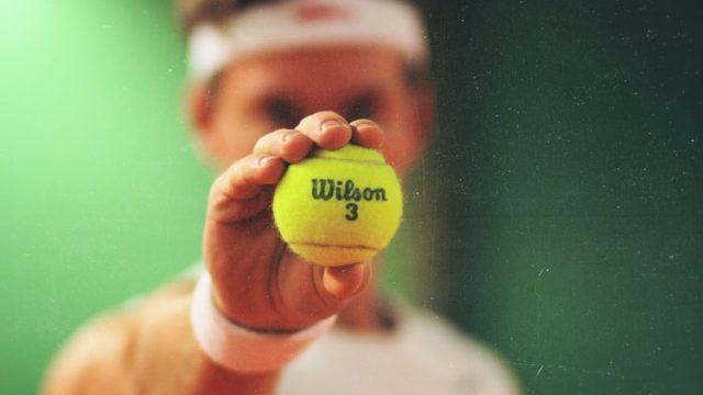 テニス エバンス